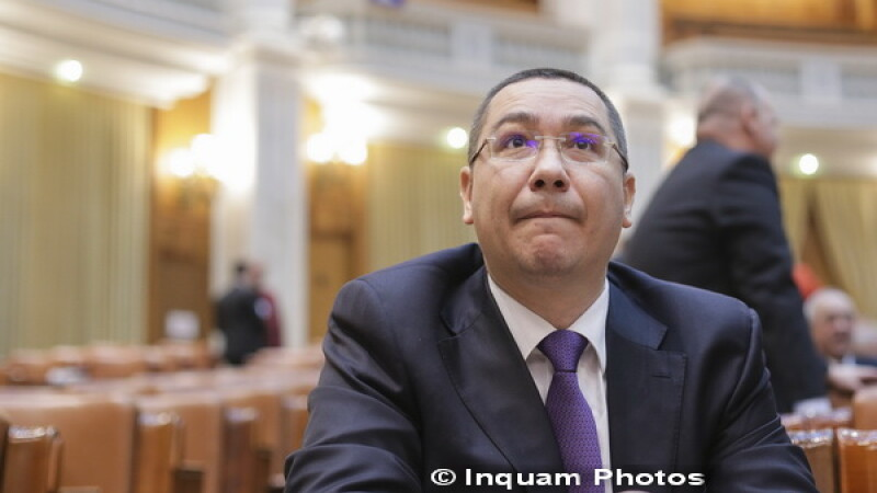 Ponta, in dosarul lui Tariceanu: Am evitat sa ma mai vad cu Truica, deoarece am fost informat de SRI ca sunt probleme cu el