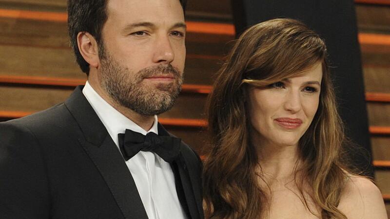 Ben Affleck si Jennifer Garner au anulat procedura de divort.
