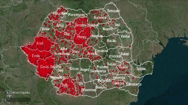 Romania ar putea declansa o epidemie de rujeola la nivel european. Tarile care ne acuza ca am exportat virusul