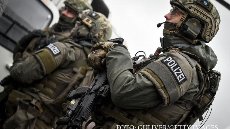 O noua alerta in Germania, la granita cu Franta. Politia face verificari intr-un intreg oras pentru a preveni un posibil atac