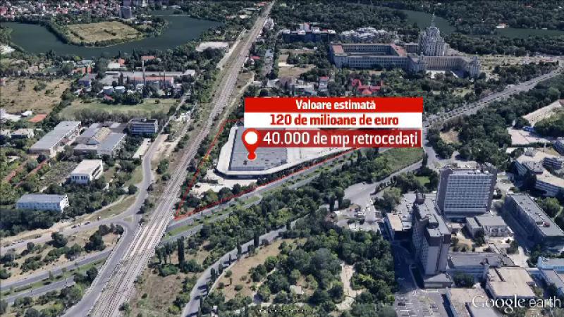 Traian Basescu, acuzat ca ar fi retrocedat ilegal un teren in centru, pe cand era primar: