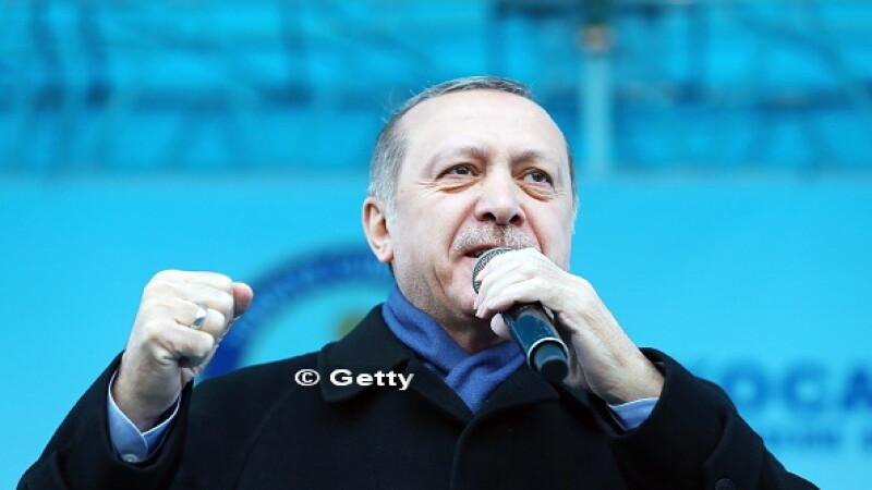 Erdogan, despre interzicerea valului in companii din UE: