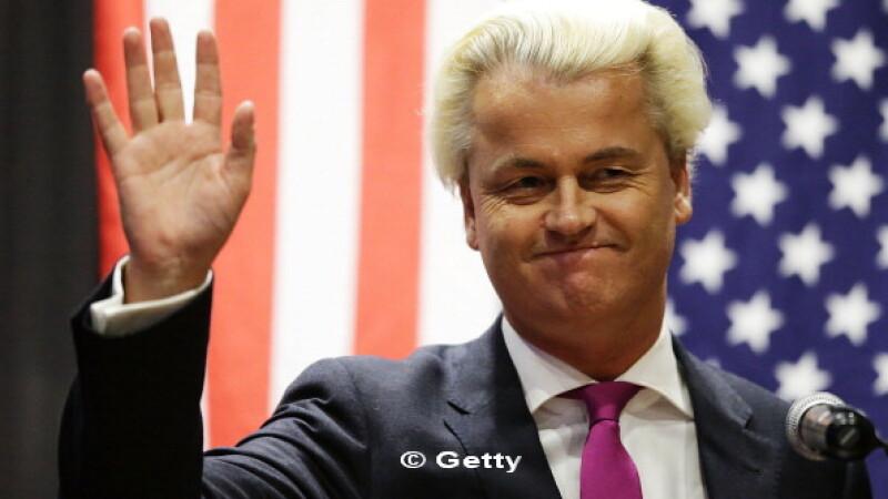 Alegeri in Olanda. Wilders, politicianul cu parul oxigenat care compara Coranul cu Mein Kampf si duce o lupta anti-islamizare