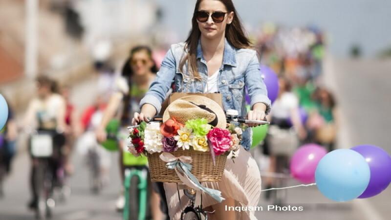 250 de km de piste pentru biciclete si pasaje rutiere in Bucuresti, in planul Primariei Capitalei. Zonele