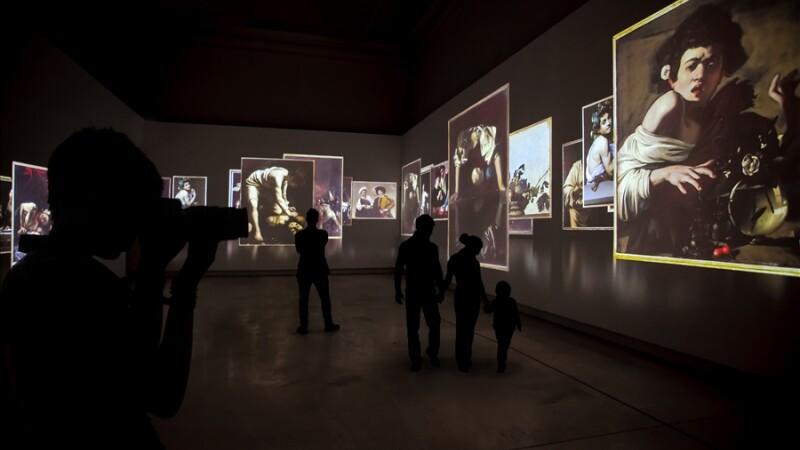 Expozitie virtuala la Venaria, in nordul Italiei, cu toate lucrarile maestrului Caravaggio. Surpriza mare pentru vizitatori