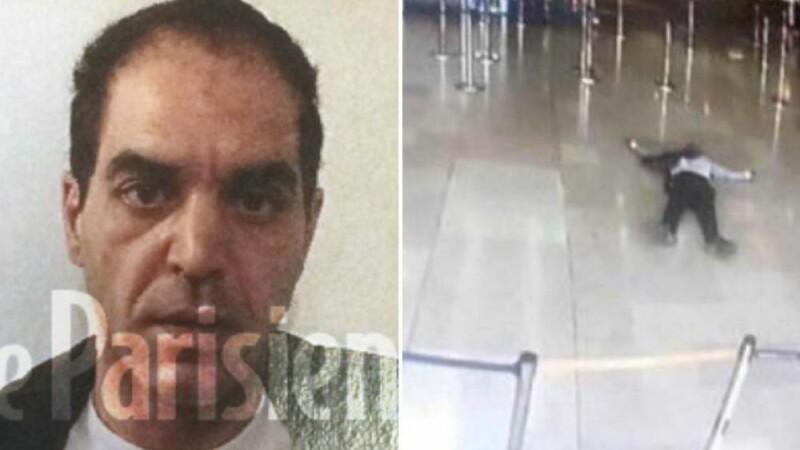 Cine este Ziyed Ben Belgacem, atacatorul impuscat mortal pe aeroportul Orly. Presa franceza a publicat imagini cu agresorul