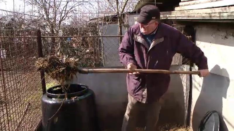 30.000 de eco-pubele cumparate in Timis. Localnicii invatati sa selecteze gunoiul si sa-l transforme in ingrasamant