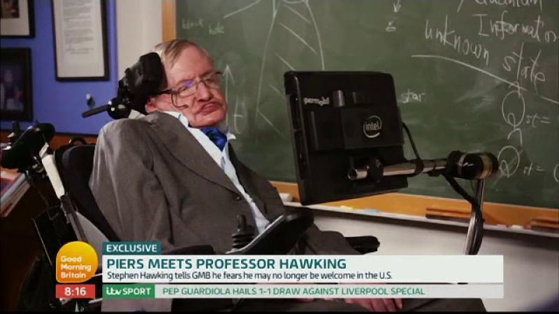 Stephen Hawking, planuri de viitor indraznete. Fizicianul are loc rezervat in avionul ce va zbura in spatiu