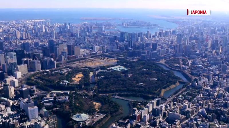Expertii japonezi pot izola cladirile de cutremur. In acest timp, un bloc din Capitala sta sa cada sub ochii autoritatilor