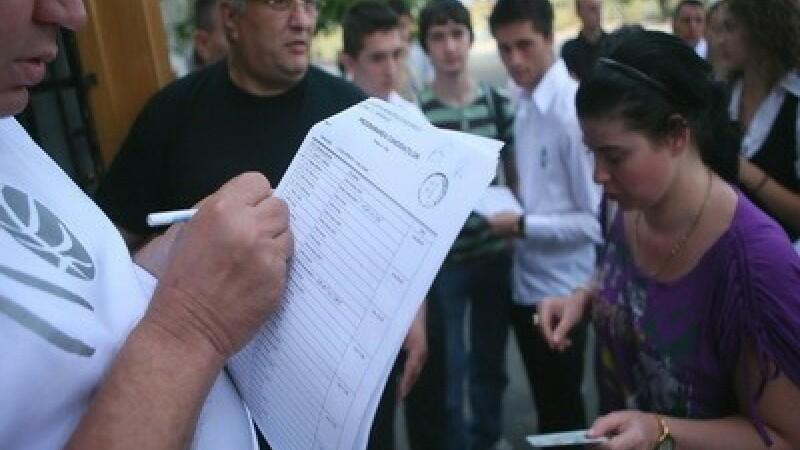 REZULTATE Bacalaureat 2012. Promovabilitatea in Sibiu 51,66%