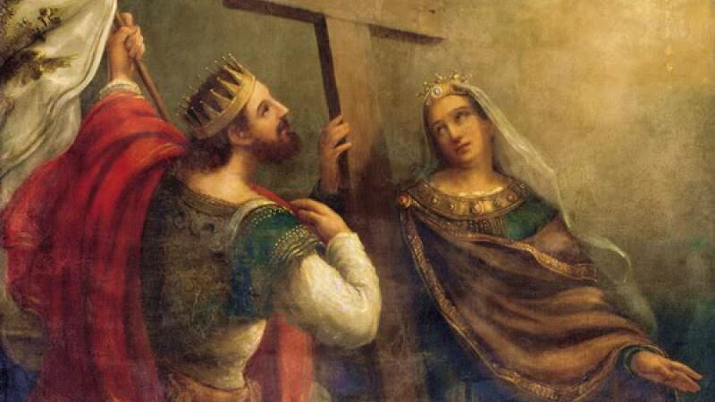 Peste 1,7 milioane de romani isi serbeaza onomastica marti, de Sfintii Constantin si Elena