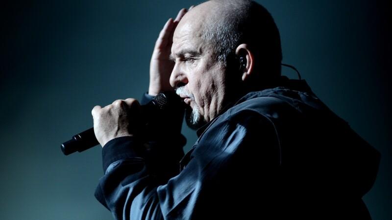 Peter Gabriel, in concert la Bucuresti: