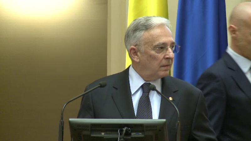 Mugur Isarescu: Reducerea TVA la alimente se poate transmite 100% in preturi daca exista transparenta si nu apar carteluri