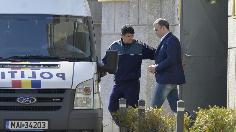 Darius Valcov, trimis in judecata in cel de-al doilea dosar. Este acuzat de luare de mita si trafic de influenta