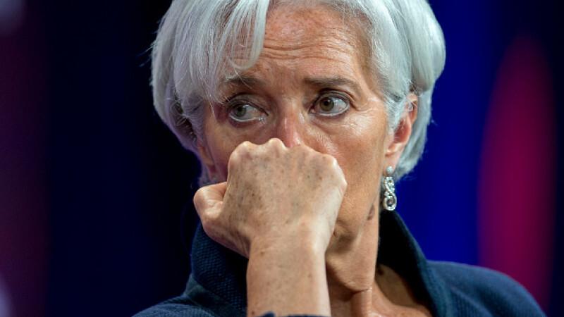 Christine Lagarde: Criza imigrantilor compromite supravietuirea spatiului Schengen