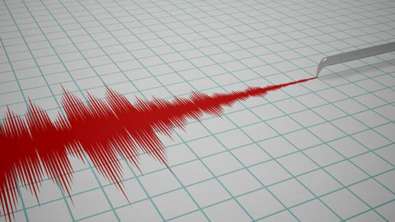 Cutremur cu magnitudine de 4,2 in judetul Valcea. Seismul a avut loc la o adancime de 2 kilometri