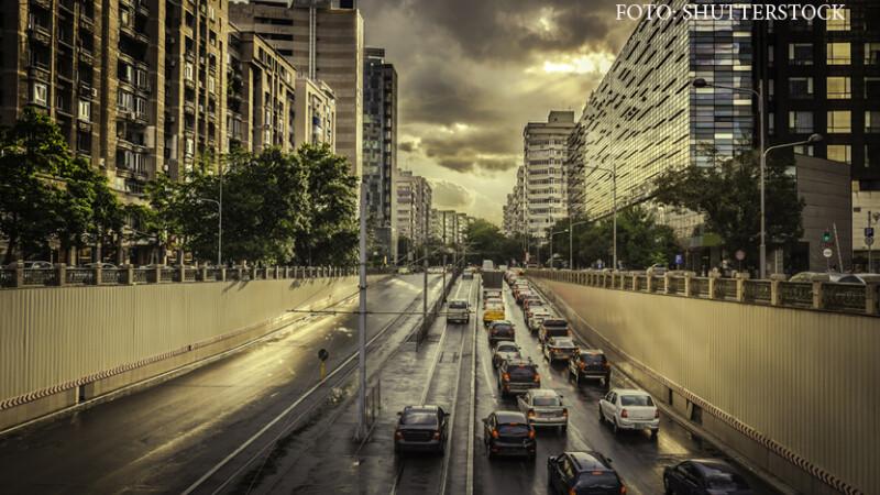COD GALBEN de ploi, ninsori si vant puternic. Zonele in care vremea se schimba radical de astazi