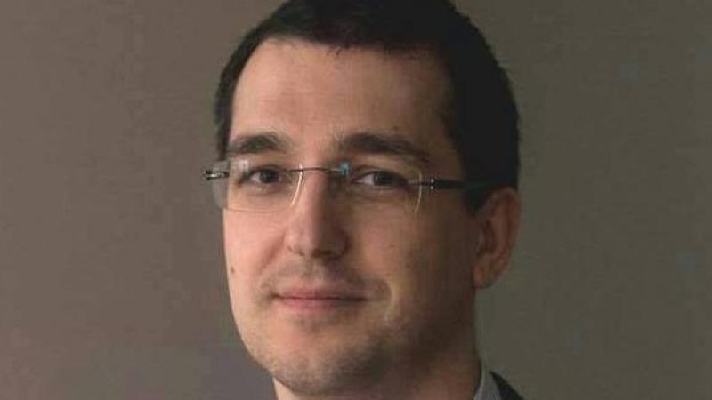 Vlad Voiculescu a fost propus de Dacian Ciolos pentru functia de ministru al Sanatatii. Vineri ar putea depune juramantul