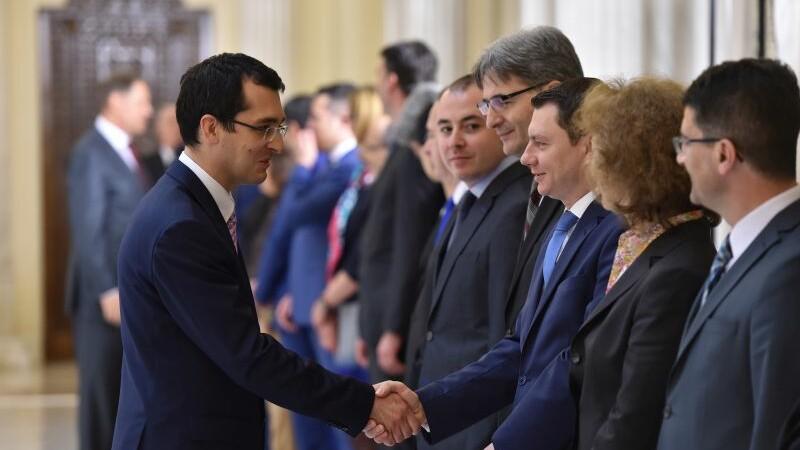 Vlad Voiculescu este noul Ministru al Sanatatii. Misiunea pe care o va avea in urmatoarele saptamani