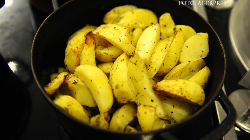 Adevarul despre cartofii prajiti si ingrasare. De ce amidonul este indispensabil in orice dieta