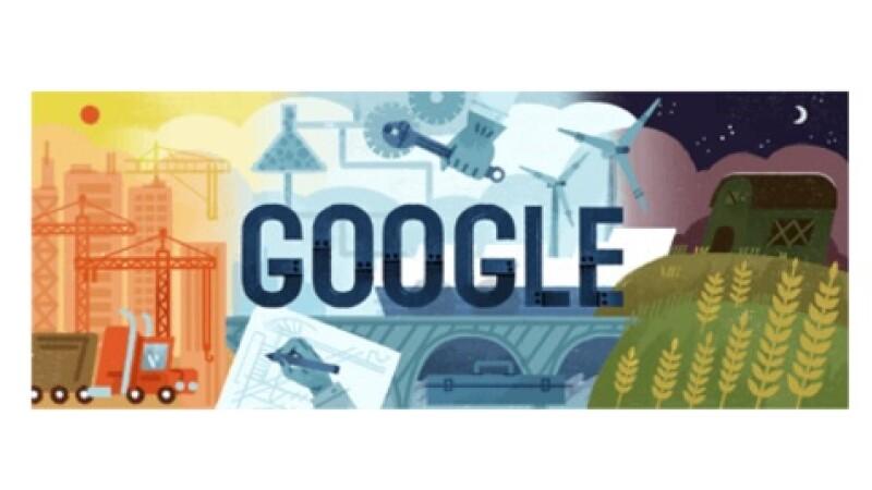 Ziua Muncii. Google celebrează 1 Mai - Ziua Muncii cu un Doodle special. Ce semnifica