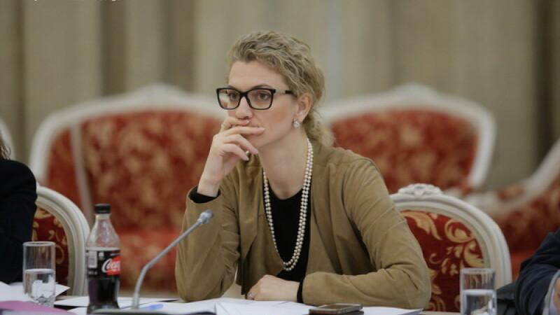 Alina Gorghiu, despre demiterea lui Grindeanu: