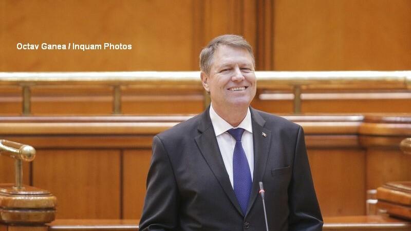 Mesajul lui Klaus Iohannis catre politicienii din Parlament: