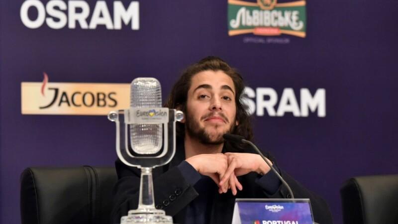 Trista poveste a lui Salvador Sobral, castigatorul EUROVISION 2017. Tanarul nu poate sta mai mult de 2 saptamani fara medici