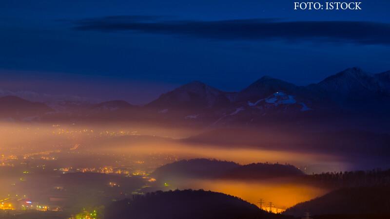 Cele mai poluate orase ale Romaniei, in vizorul UE. Unul dintre ele e vizitat de turisti pentru aerul sau curat