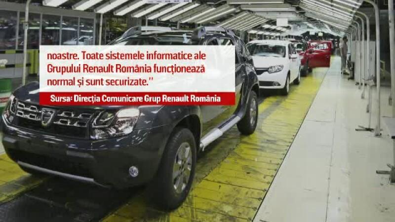 Institutiile din Romania care au fost victimele virusului