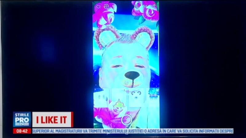 Mihai Dedu a testat filtrele de avatar la iLikeIT. Cele mai bune aplicatii de acest gen: Instagram, Snapchat si Messenger
