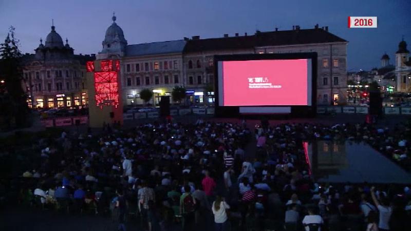 La a 16-a editie, festivalul de film TIFF il va avea invitat pe Alain Delon. Anul trecut au sosit 120.000 de oameni la Cluj