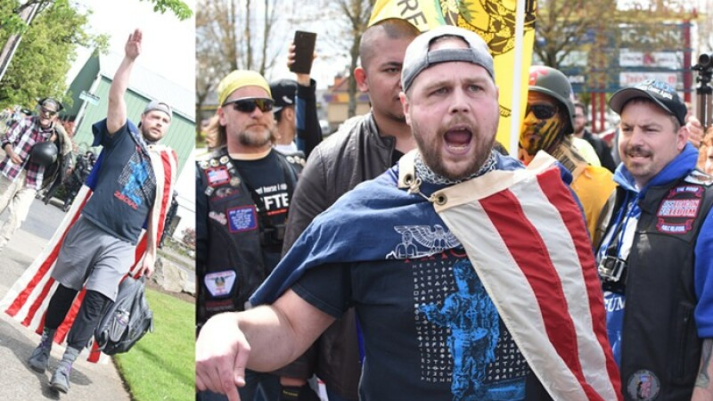 Barbatii ucisi de un sustinator al suprematiei albilor, numiti eroi in Portland: