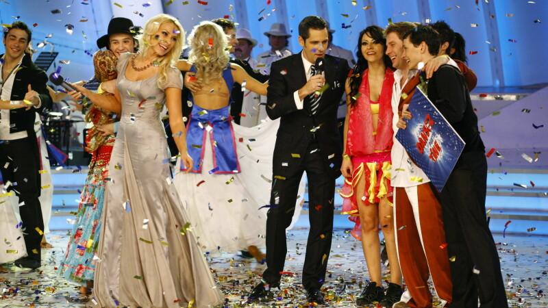 Giulia si Andrei au castigat trofeul Dansez pentru tine!
