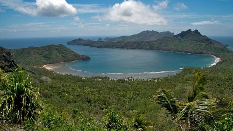 Iubita turistului mancat de un canibal pe o insula din Pacific povesteste cum a reusit sa scape