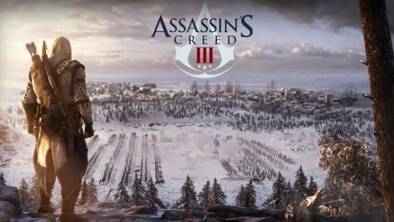 Assassin's Creed III, o poveste desprinsa dintr-un thriller care te lasa cu gura cascata. REVIEW