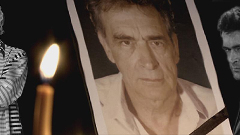 Iurie Darie a murit. Actorul a fost inmormantat duminica cu onoruri militare