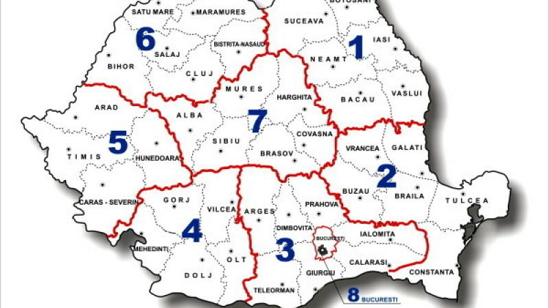 Mircea Dusa: Regionalizarea trebuie facuta pe principii economice, nu etnice