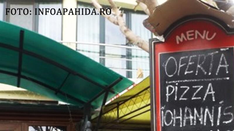 Pizza Iohannis cu