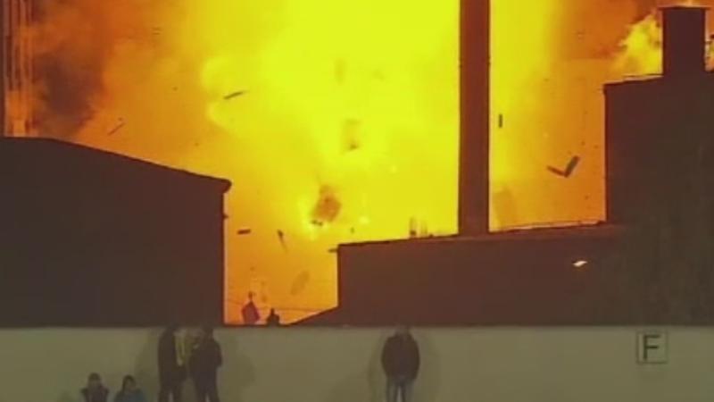 Explozie la o fabrica de paine din Brasov. Compania a anuntat ca ia in calcul o eroare umana