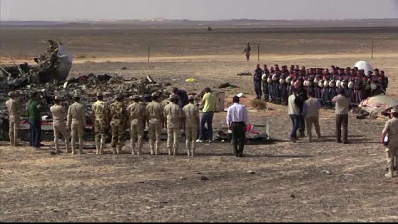 Statul Islamic publica fotografia bombei improvizate care ar fi doborat avionul rusesc in Egipt. Cum a fost plasata in cabina