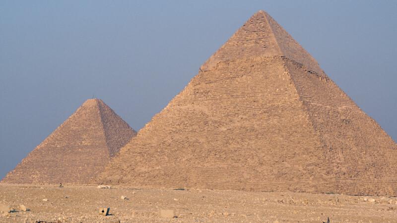 Fenomen bizar la piramidele din Egipt. Oamenii de stiinta au descoperit anomalii termice: ce se intampla in interiorul lor