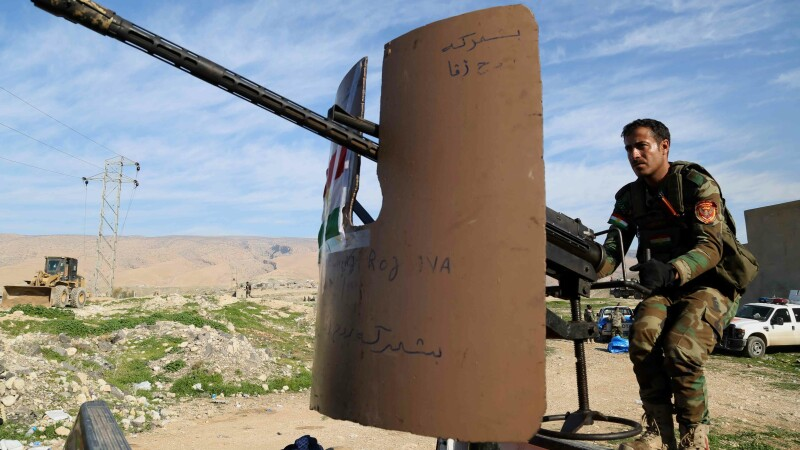 Doua state iau in calcul sa initieze o operatiune terestra impotriva Statului Islamic