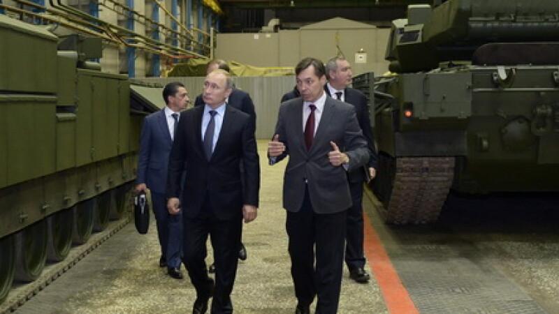 Rusia ameninta NATO cu armele nucleare.
