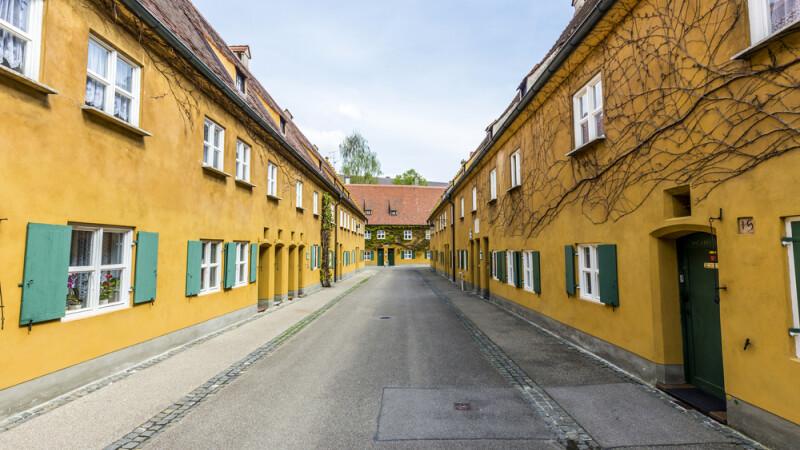 Orasul in care inchiriezi un apartament cu 1 DOLAR pe an. Chiriile nu au crescut de mai bine de 500 de ani