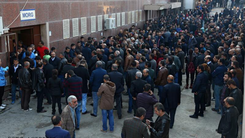 Atentat cu 4 morti, intr-un oras din Turcia. Autoritatile dau vina pe PKK, desi tinta a fost un avocat kurd