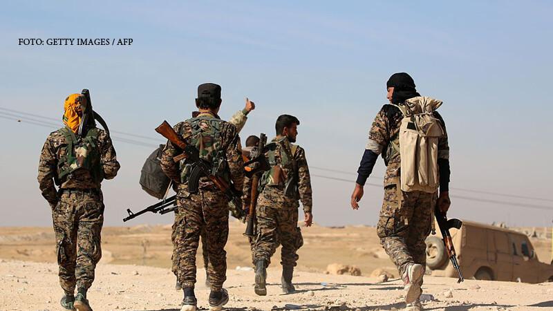 A treia zi a bataliei pentru Rakka. Turcia face tot posibilul ca sa-i impiedice pe kurzi sa intre in capitala ISIS