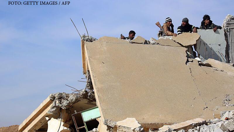 forte SDF in ofensiva spre Rakka
