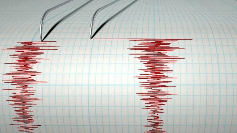 Cutremur de 3,4 pe Richter in judetul Buzau, joi dimineata. 28 de cutremure de peste 2 s-au produs in decembrie