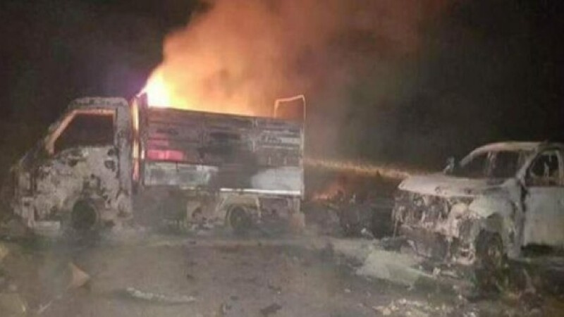 100 de morţi într-un atentat cu maşină-capcană comis de ISIS în Siria